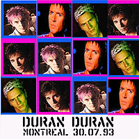 Cover Montreal 30.07.1993